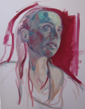 Bryony Oil on Canvas21x26