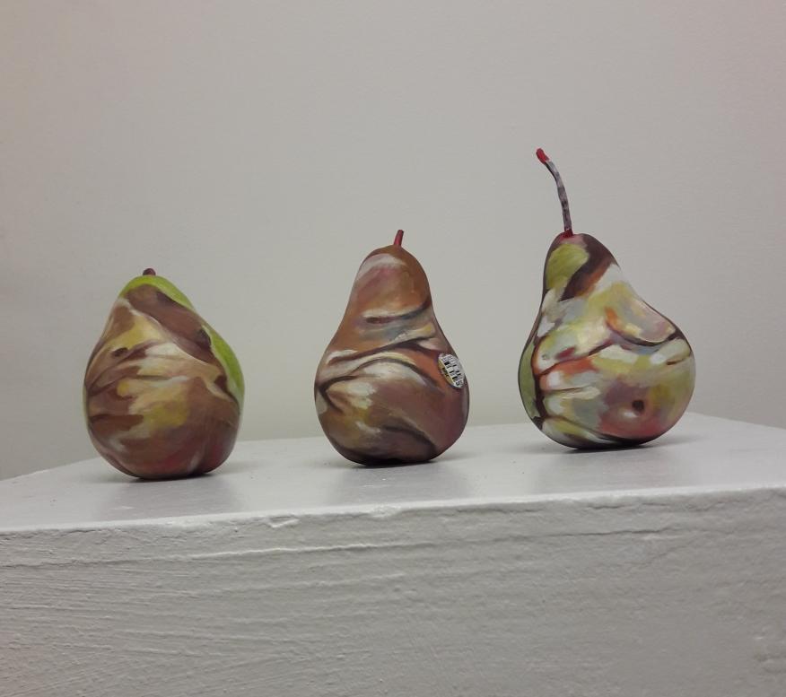 Fat Pears Sculpture