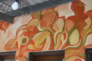 Mural: Fingerville, South Carolina